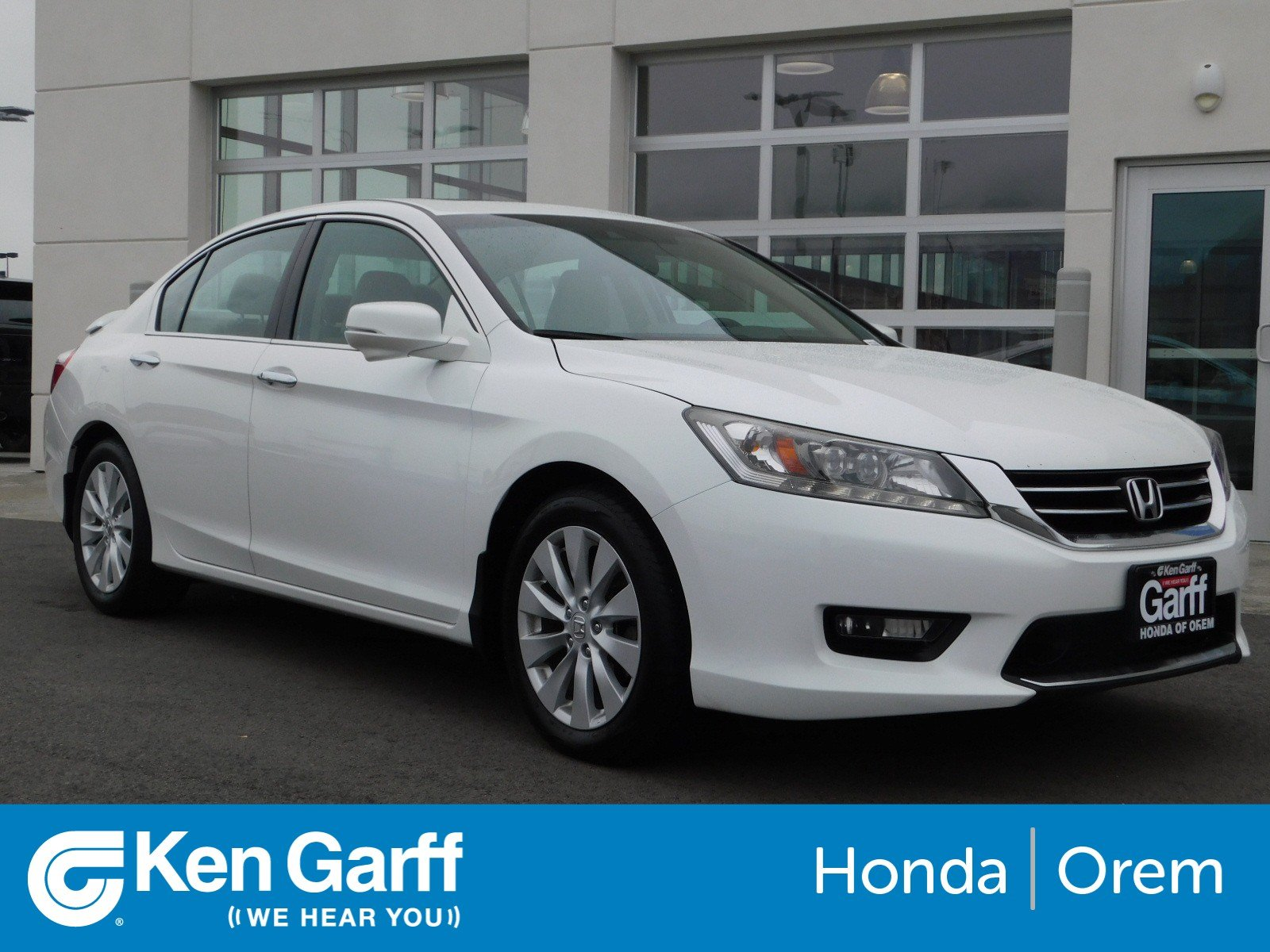Pre-Owned 2014 Honda Accord Sedan Touring