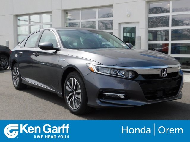 Certified Pre-Owned 2019 Honda Accord Hybrid EX-L
