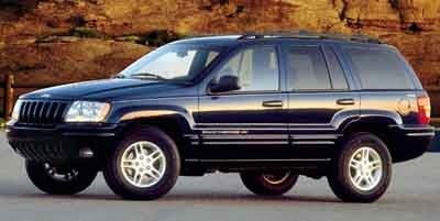 Pre-Owned 2000 Jeep Grand Cherokee Limited