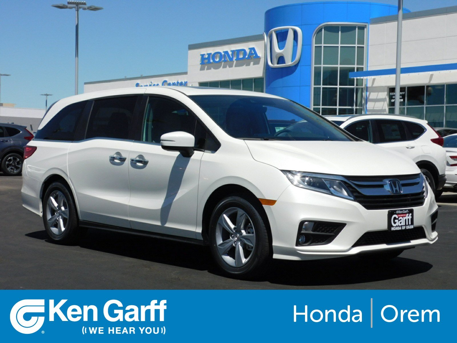New 2019 Honda Odyssey Ex L Mini Van Passenger In Orem 2h90005 Fuel Pump Unit