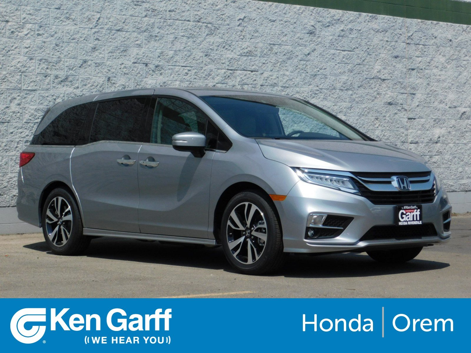New 2019 Honda Odyssey Elite Mini Van Passenger In Orem 2h90014 Fuel Pump Unit