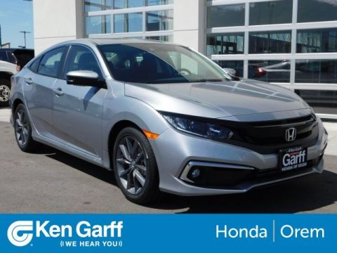 New 2019 Honda Civic Sedan EX