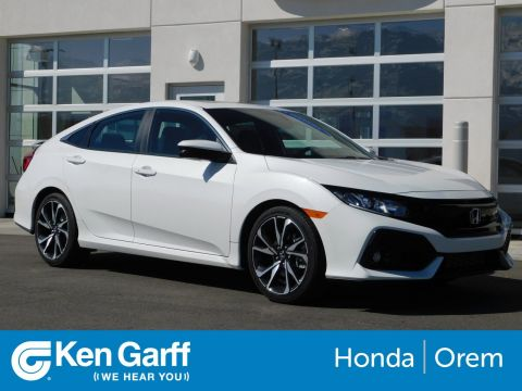New 2019 Honda Civic SI 4DR