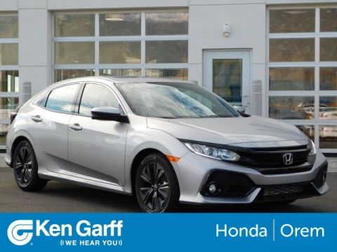 New 2018 Honda Civic EX-L Navi